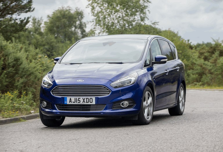 2015 Ford S-Max - UK version 432255