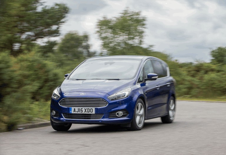 2015 Ford S-Max - UK version 432256