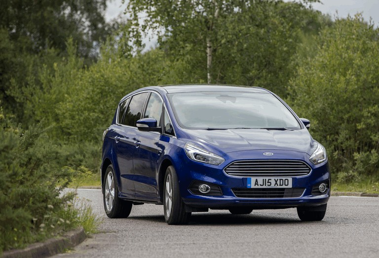 2015 Ford S-Max - UK version 432257