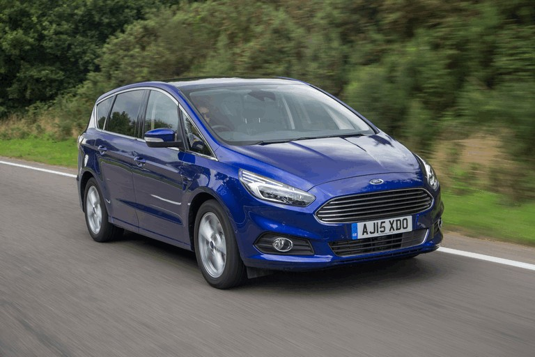 2015 Ford S-Max - UK version 432260