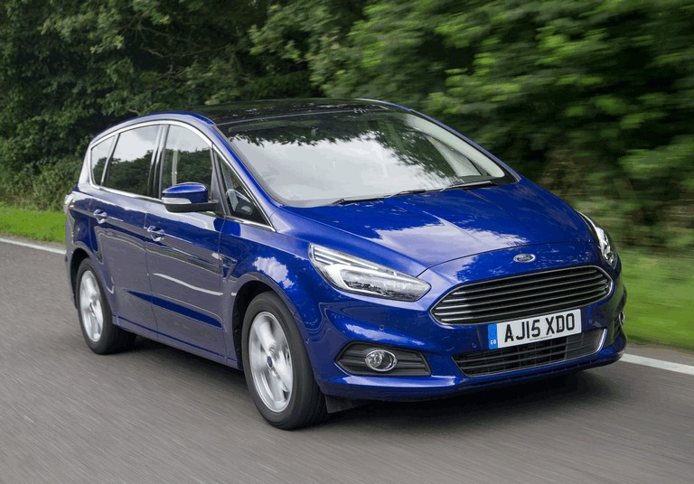 2015 Ford S-Max - UK version 432261