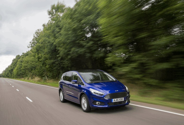 2015 Ford S-Max - UK version 432263