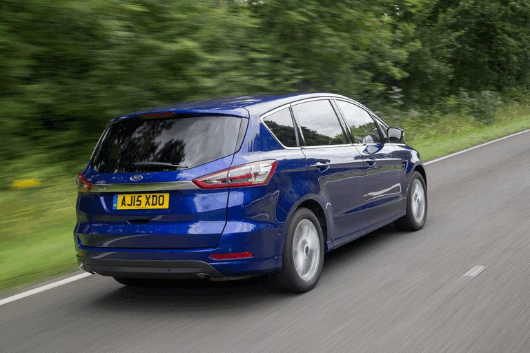 2015 Ford S-Max - UK version 432265