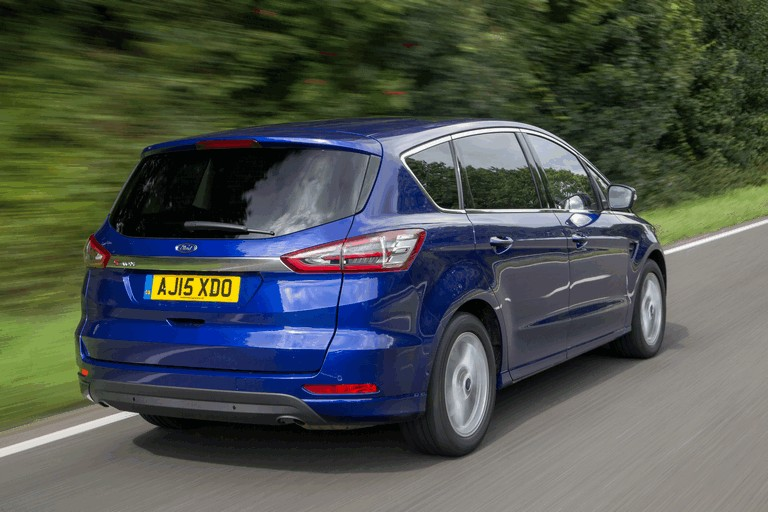 2015 Ford S-Max - UK version 432266