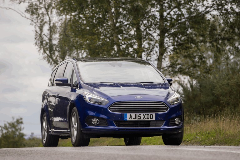 2015 Ford S-Max - UK version 432267
