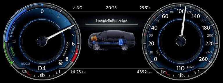 2015 Volkswagen Passat GTE 432636