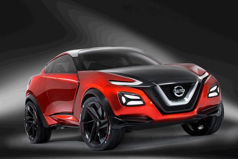2015 Nissan Gripz concept 432777