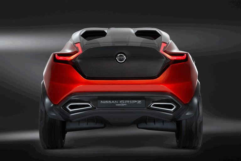2015 Nissan Gripz concept 432781