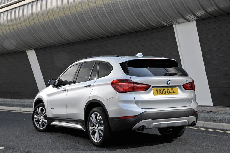 2015 BMW X1 20d Sport - UK version 434251