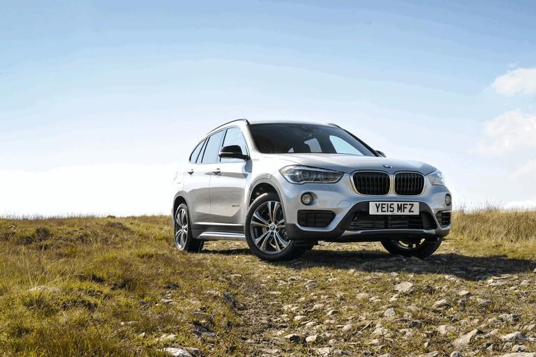 2015 BMW X1 20d Sport - UK version 434253