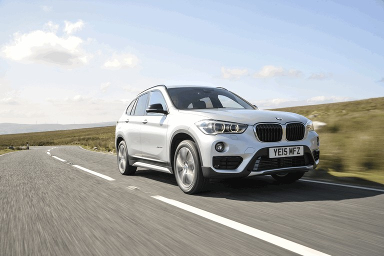 2015 BMW X1 20d Sport - UK version 434257
