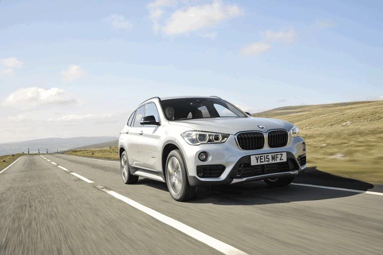 2015 BMW X1 20d Sport - UK version 434259