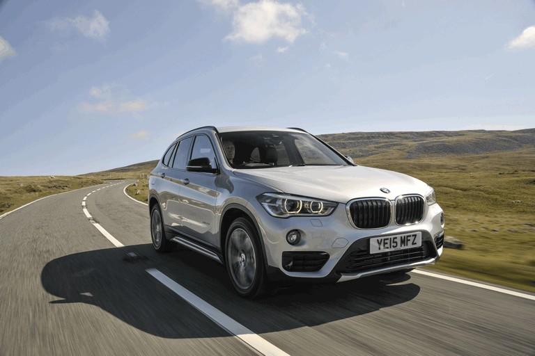 2015 BMW X1 20d Sport - UK version 434264