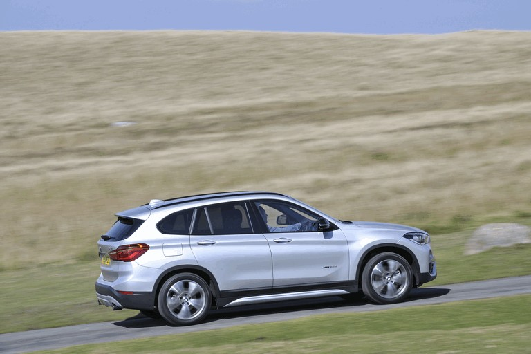 2015 BMW X1 20d Sport - UK version 434268