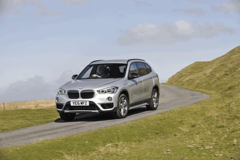 2015 BMW X1 20d Sport - UK version 434274