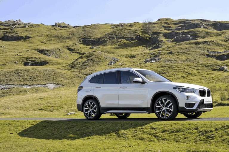 2015 BMW X1 20d Sport - UK version 434277
