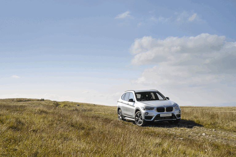 2015 BMW X1 20d Sport - UK version 434279