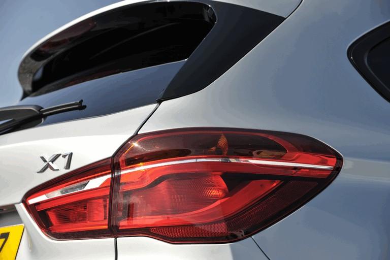 2015 BMW X1 20d Sport - UK version 434286