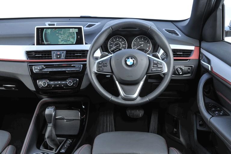 2015 BMW X1 20d Sport - UK version 434289