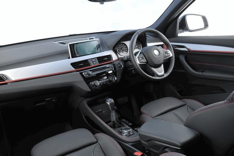 2015 BMW X1 20d Sport - UK version 434291