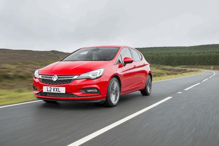 2015 Vauxhall Astra CDTI 434380