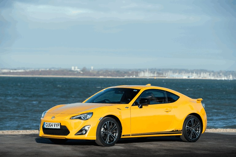 2015 Toyota GT86 Limited Edition Giallo 434489