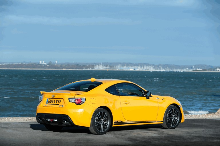 2015 Toyota GT86 Limited Edition Giallo 434491