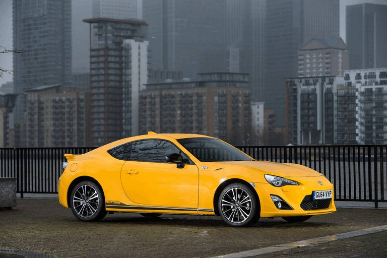 2015 Toyota GT86 Limited Edition Giallo 434492