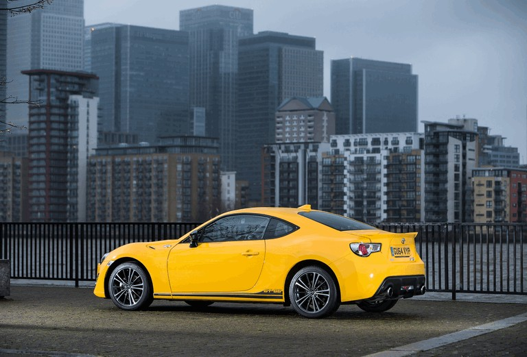 2015 Toyota GT86 Limited Edition Giallo 434498