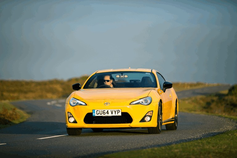 2015 Toyota GT86 Limited Edition Giallo 434500
