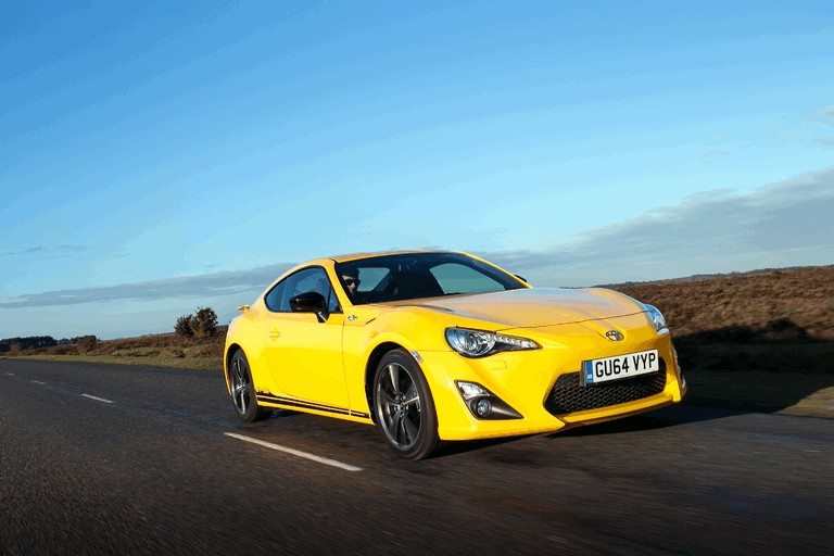 2015 Toyota GT86 Limited Edition Giallo 434502