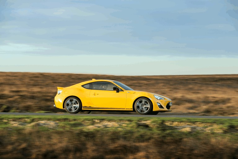 2015 Toyota GT86 Limited Edition Giallo 434504