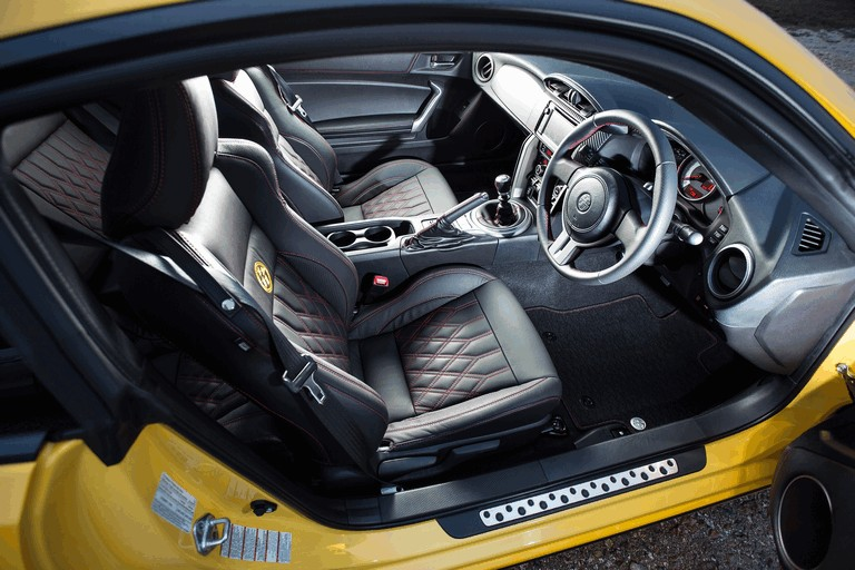 2015 Toyota GT86 Limited Edition Giallo 434507