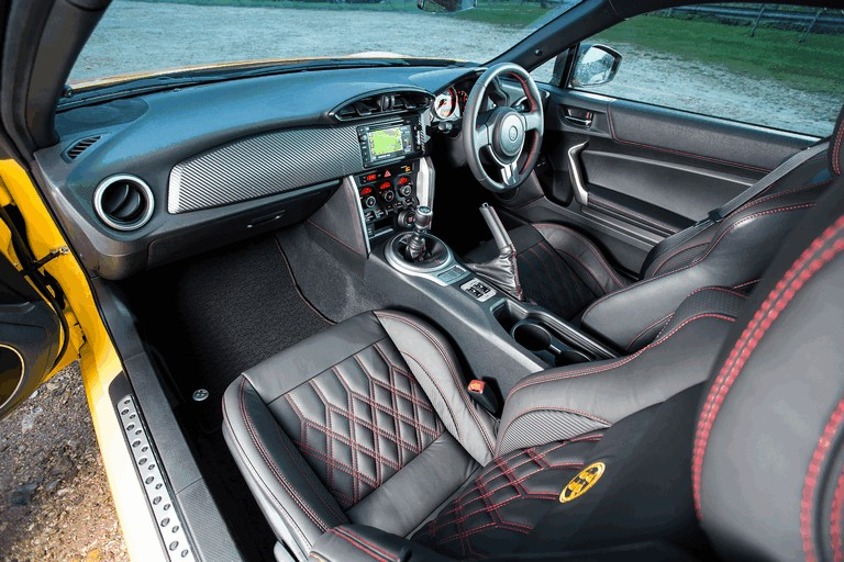 2015 Toyota GT86 Limited Edition Giallo 434508