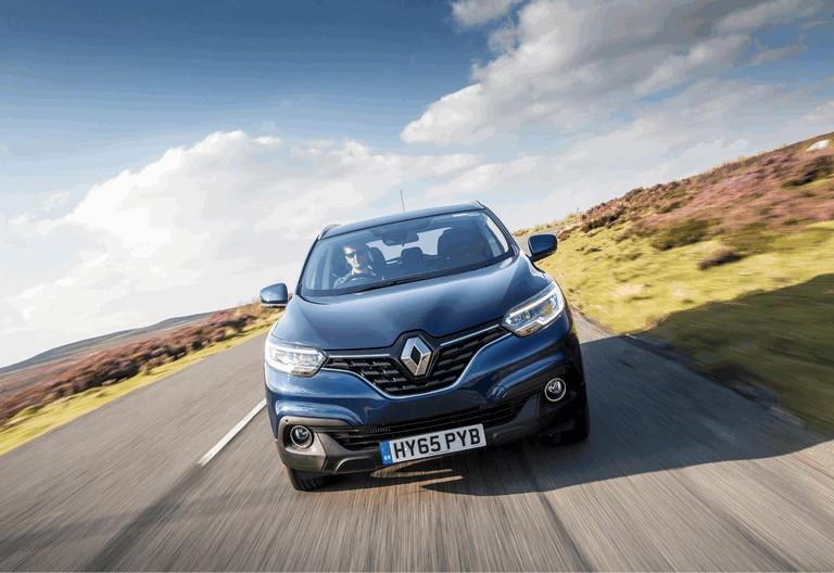2015 Renault Kadjar dCi 110 - UK version 434897
