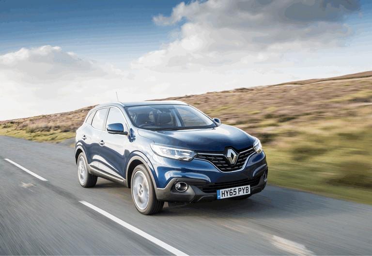 2015 Renault Kadjar dCi 110 - UK version 434900