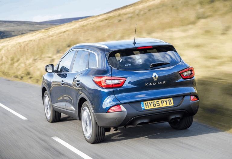 2015 Renault Kadjar dCi 110 - UK version 434906