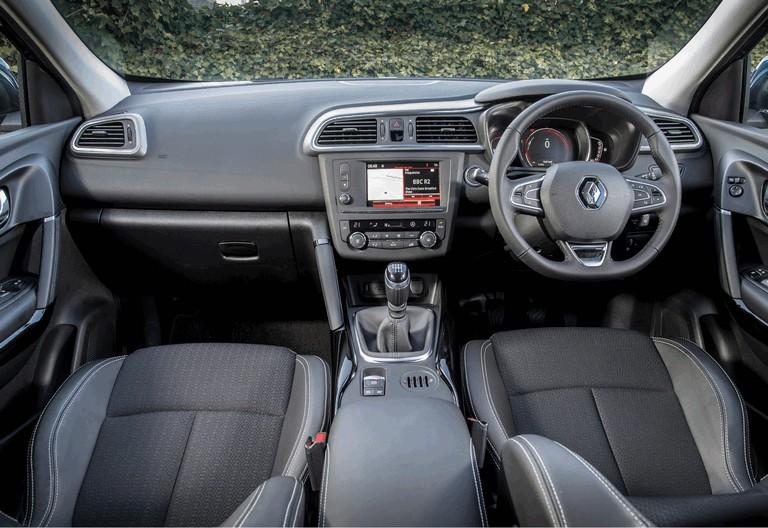 2015 Renault Kadjar dCi 110 - UK version 434921