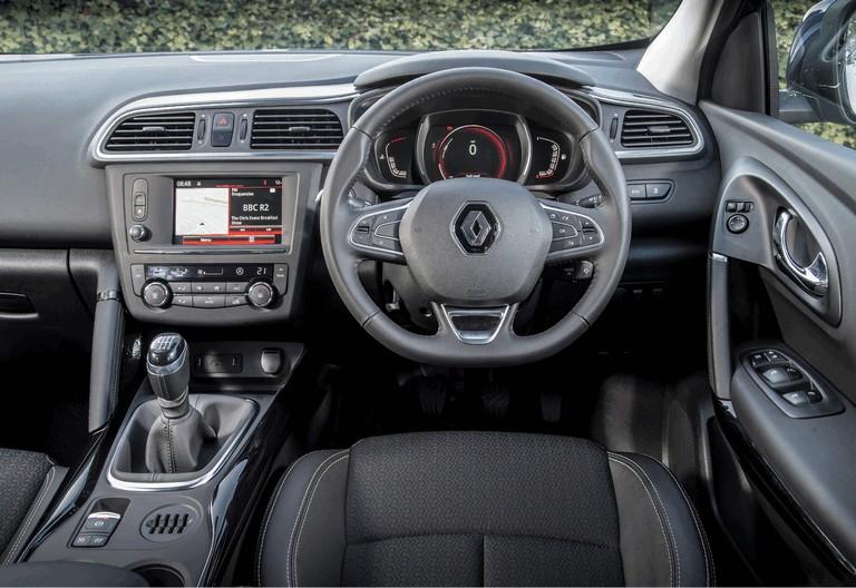 2015 Renault Kadjar dCi 110 - UK version 434922
