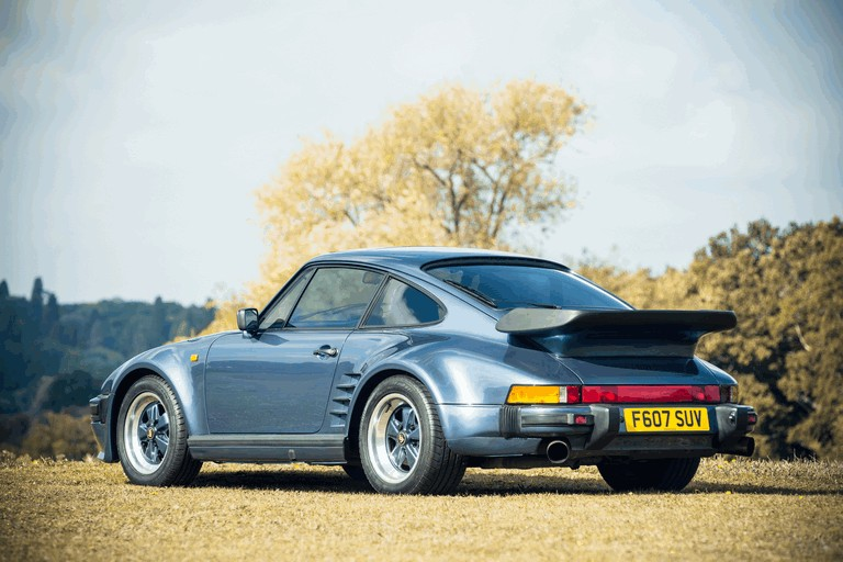 1986 Porsche 911 ( 930 ) Turbo SE Flatnose - UK version 435313