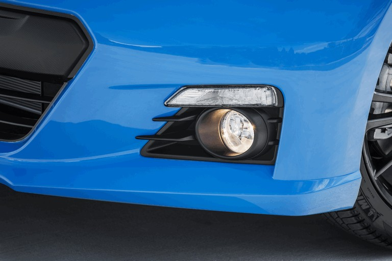 2016 Subaru BRZ HyperBlue 435496