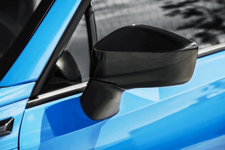 2016 Subaru BRZ HyperBlue 435498