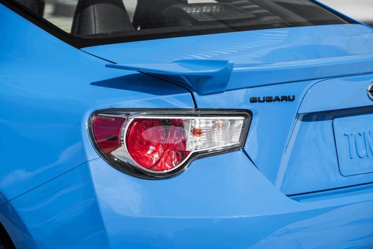 2016 Subaru BRZ HyperBlue 435500