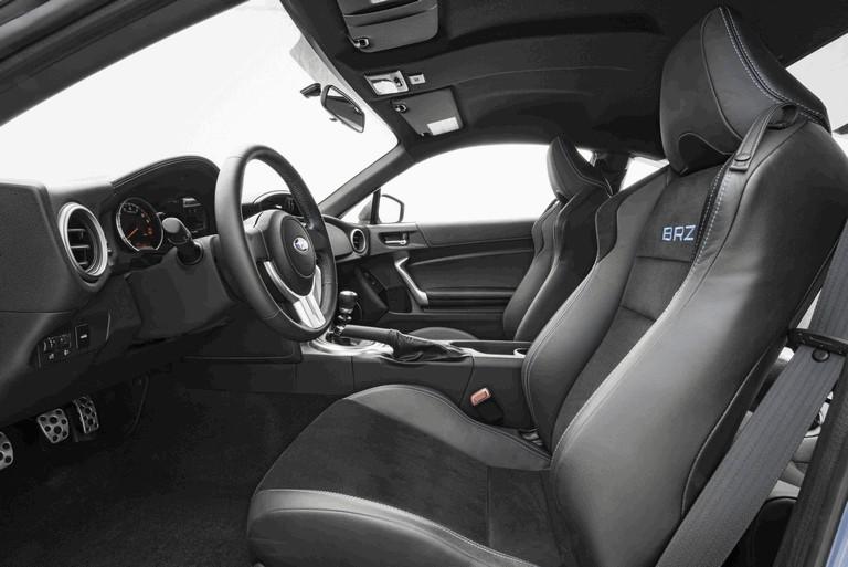 2016 Subaru BRZ HyperBlue 435505