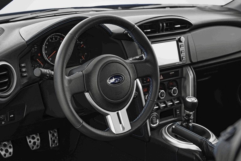 2016 Subaru BRZ HyperBlue 435507