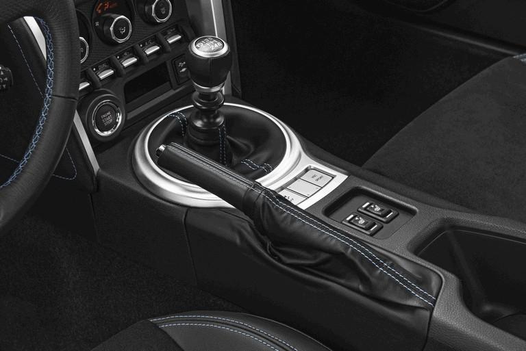 2016 Subaru BRZ HyperBlue 435510