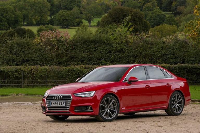 2015 Audi A4 2.0 TDI Quattro - UK version 436738