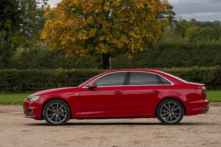 2015 Audi A4 2.0 TDI Quattro - UK version 436745