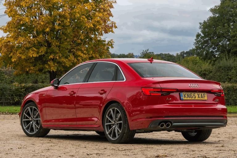 2015 Audi A4 2.0 TDI Quattro - UK version 436746