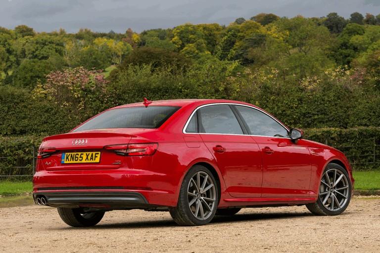 2015 Audi A4 2.0 TDI Quattro - UK version 436749